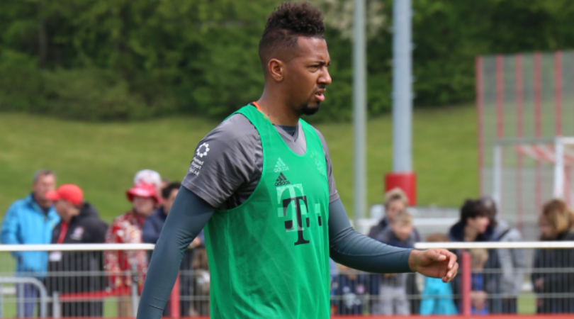 Boateng on Manchester United transfer