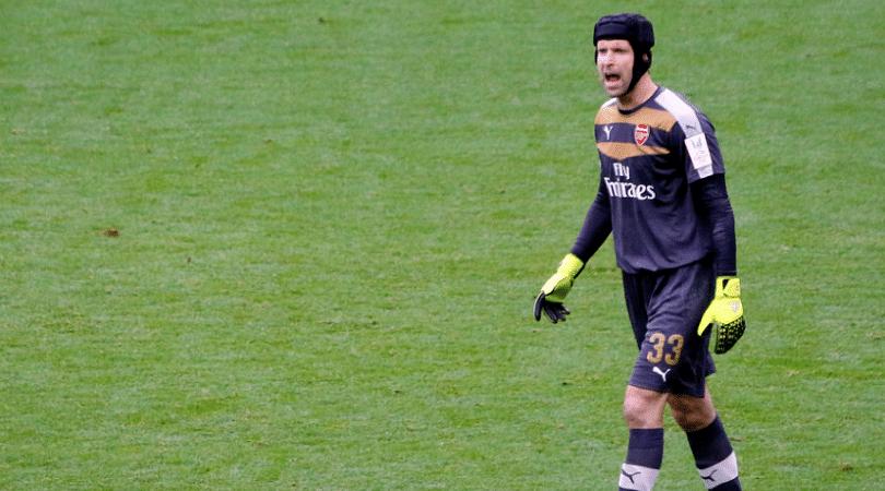 Petr Cech injury update