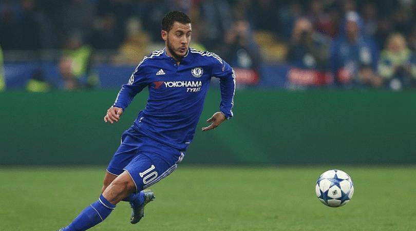 Eden Hazard contract situation