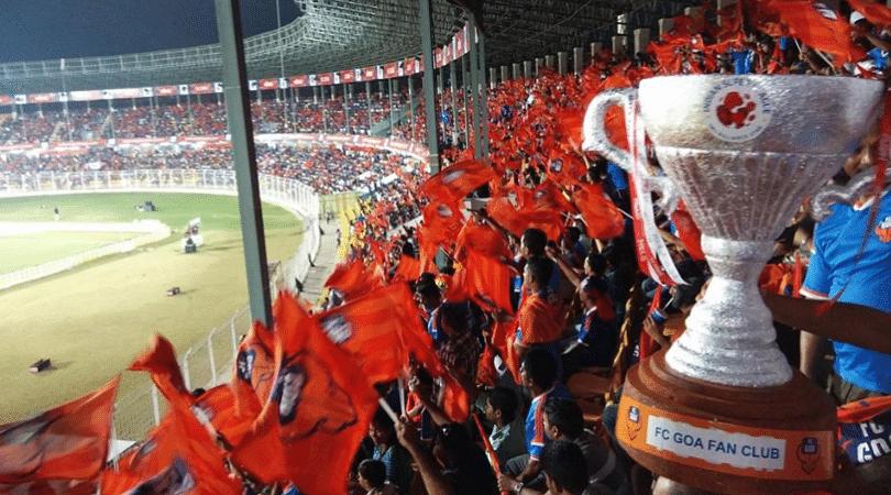 FC Goa match schedule 2018