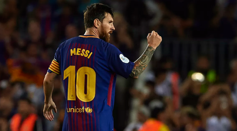 messi on leaving barca