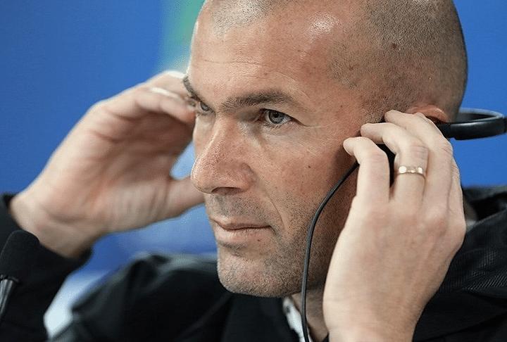 Zidane to Manchester United
