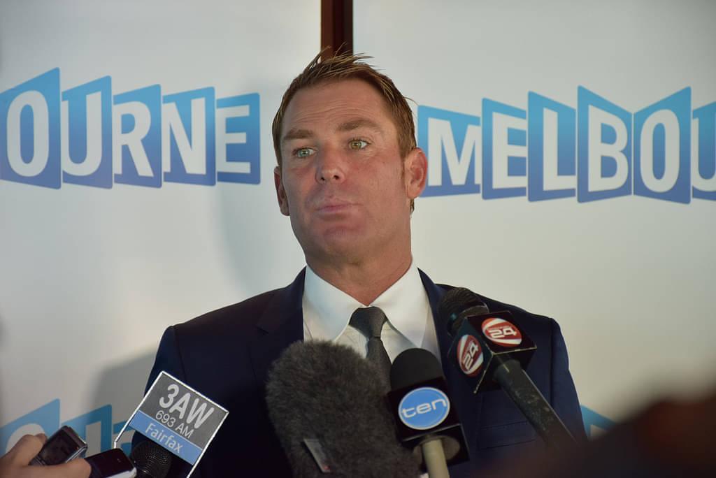 Shane Warne lashes out at Australian batsmen