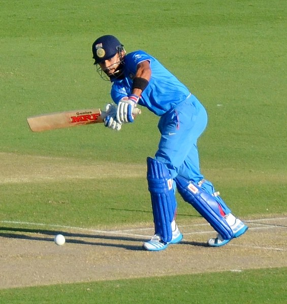 records which Virat Kohli broke during his 36th ODI century