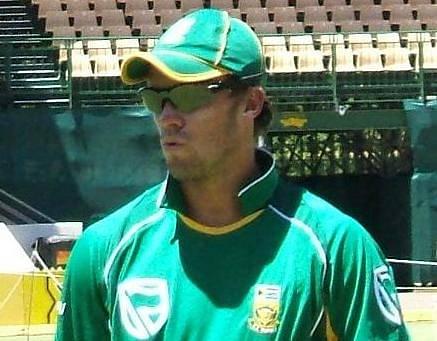 AB de Villiers on MS Dhoni