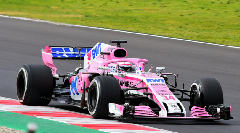 Force India owed £175 to 'Hire a Princess'