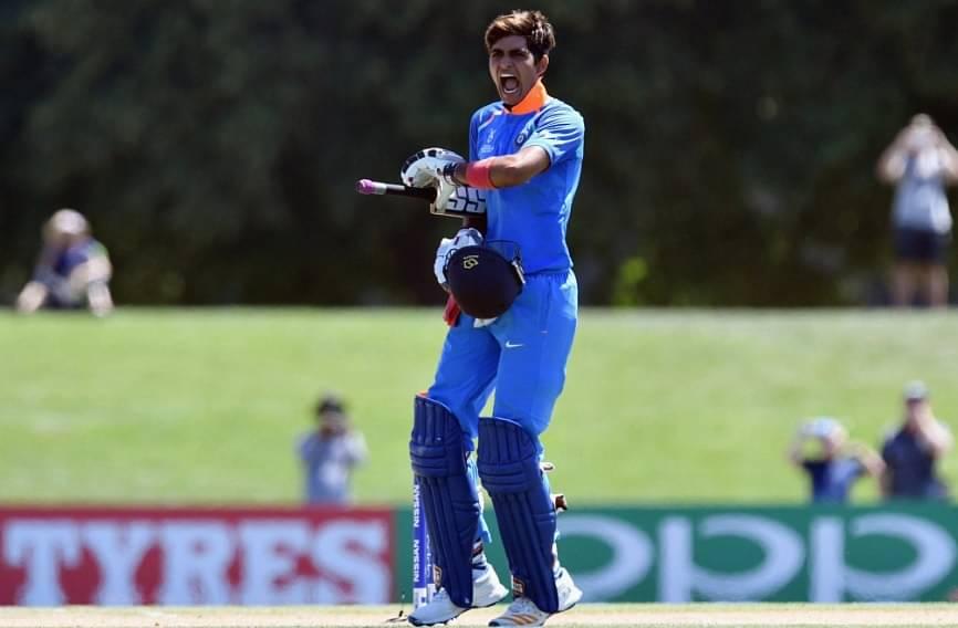 Shubman Gill earns maiden Test call-up