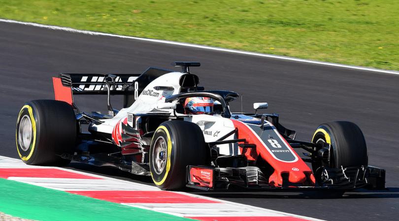 Rich Energy announced as Haas' title partner