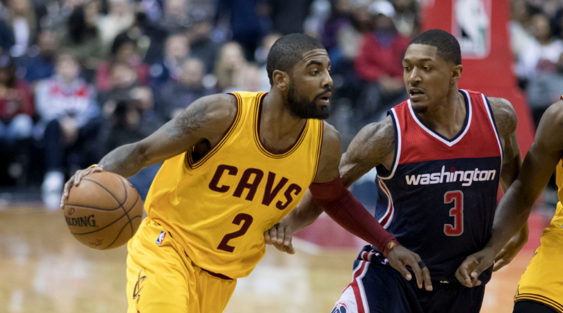 Kyrie Irving on Cavs role