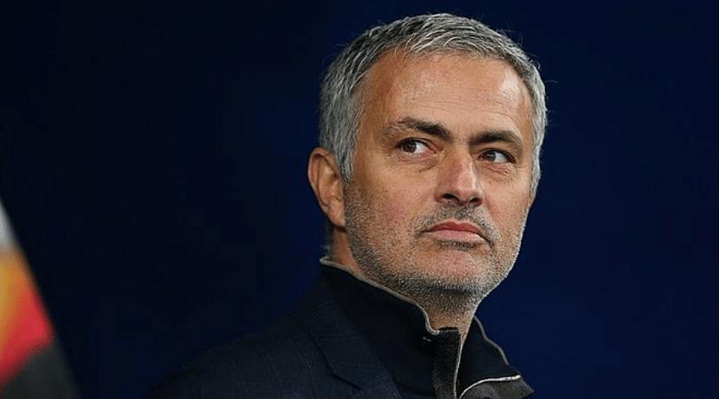 Mourinho after Valencia draw