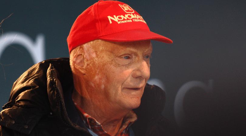 Mercedes release official statement regarding Niki Lauda's