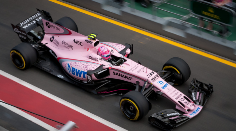 Ocon did not join Williams