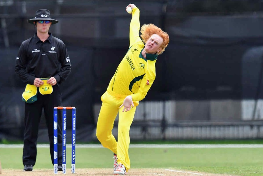 Lloyd Pope's record-breaking spell vs Queensland