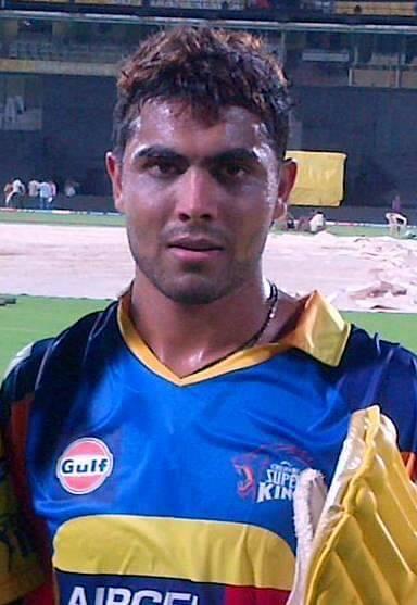 Ravindra Jadeja's sword celebration after scoring a maiden Test century