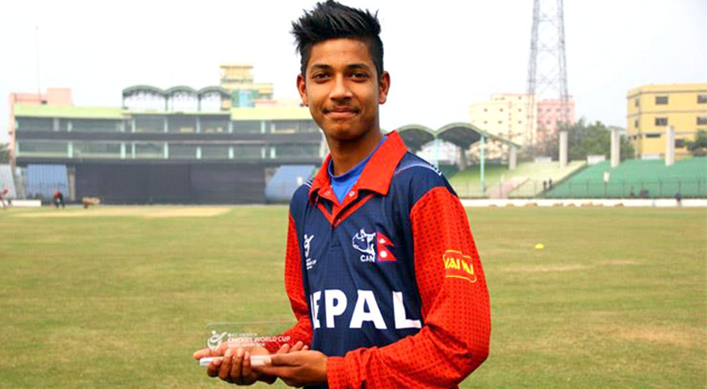 Sandeep Lamichhane signs for Melbourne Stars
