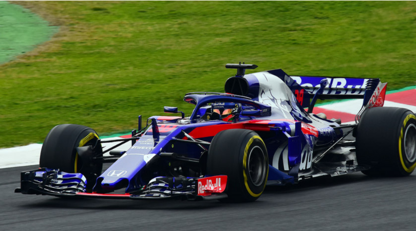 Toro Rosso get KFC on board
