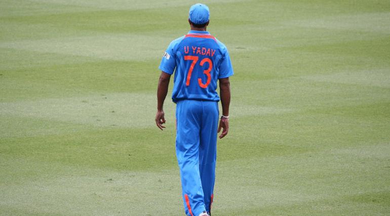Umesh Yadav recalled to India ODI team
