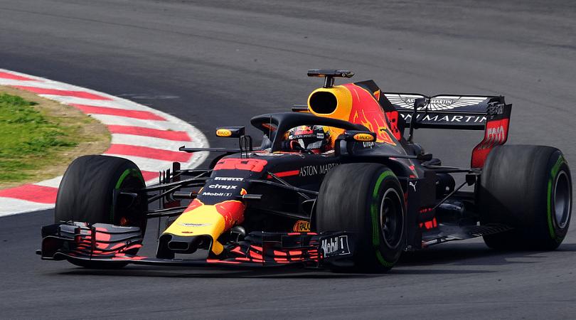 Red Bull explain Verstappen's FP2 issue