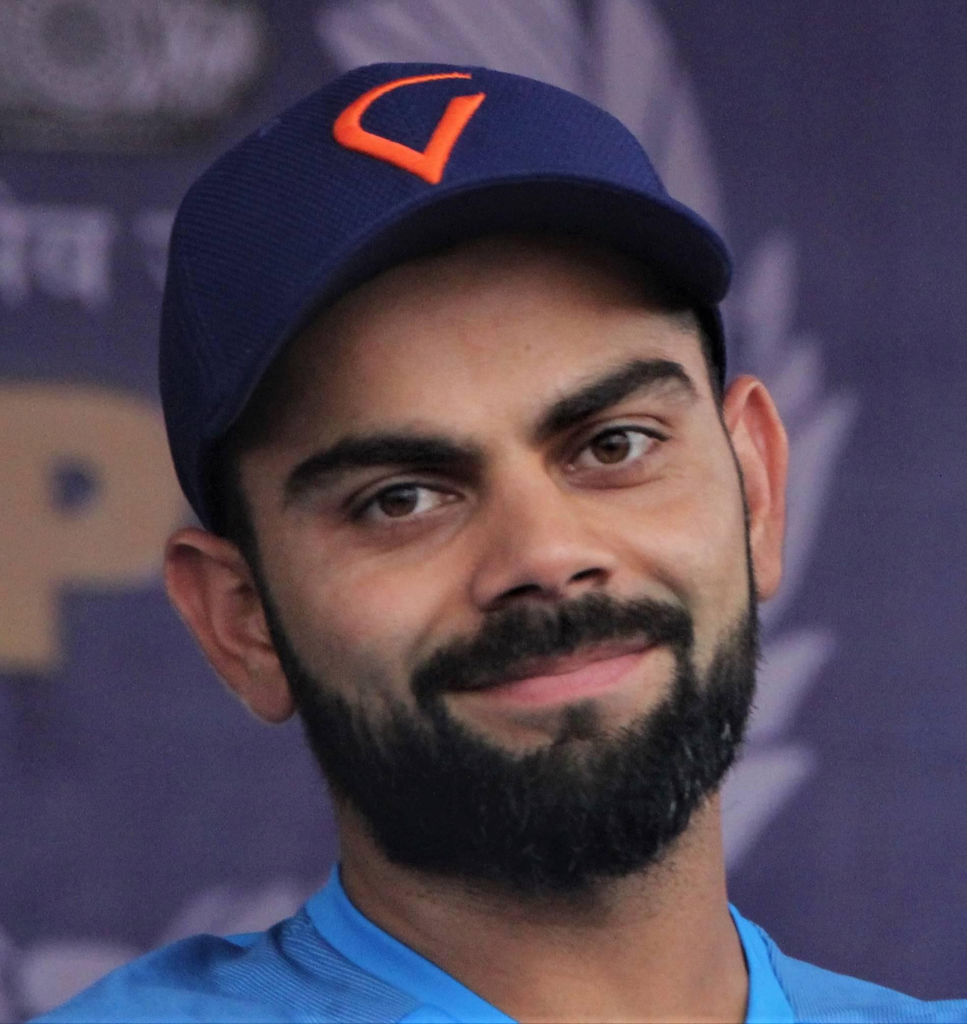 Virat Kohli on India's No. 4