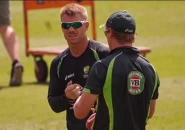 David Warner Grade Cricket