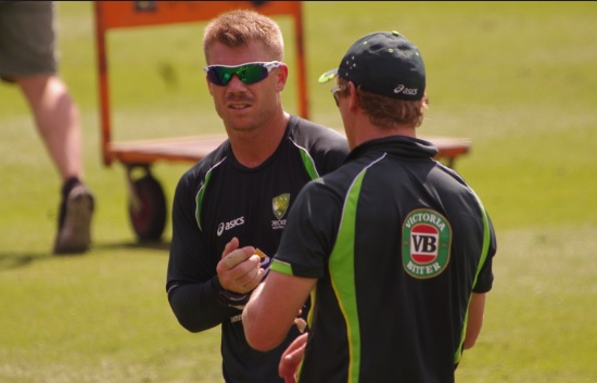 David Warner signs with Sylhet Sixers