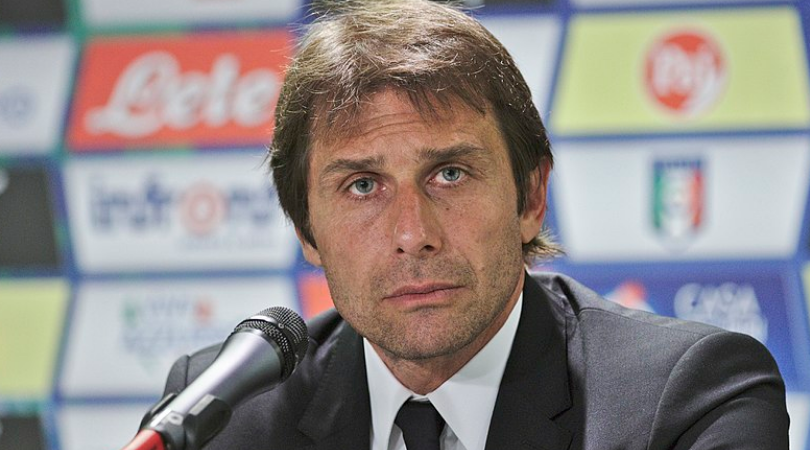 Conte to Real Madrid