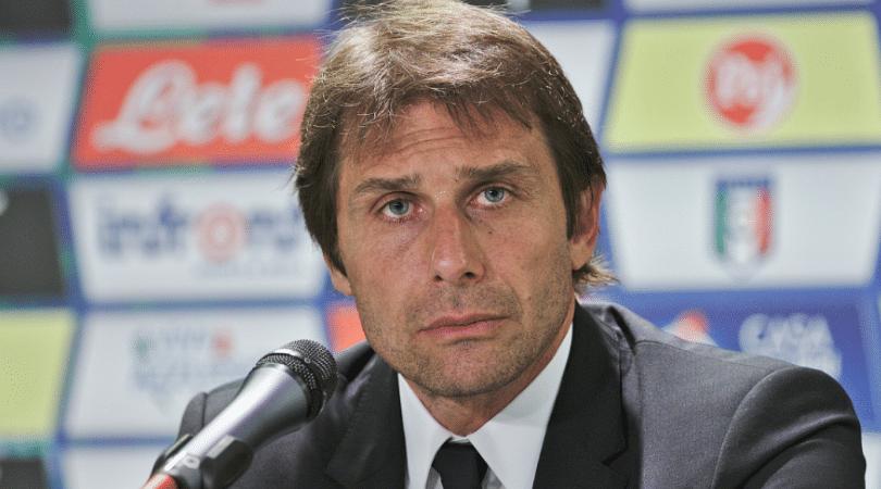 Antonio Conte to Manchester United