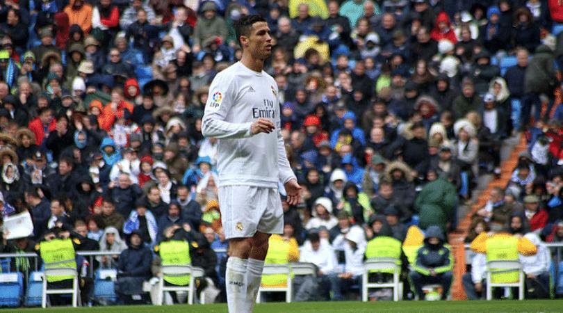Isco on Ronaldo