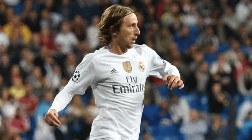 Modric to Inter Milan