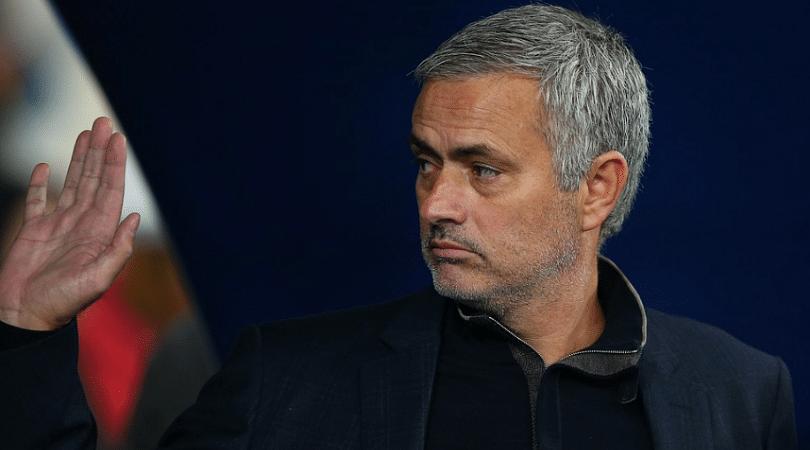 Jose Mourinho after Juventus game