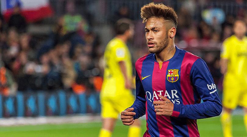 Barcelona on Neymar return