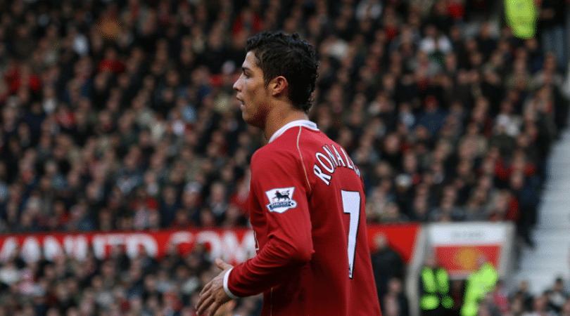 Ronaldo's message for Sir Alex