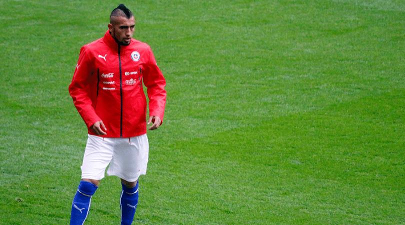 Arturo Vidal controversy