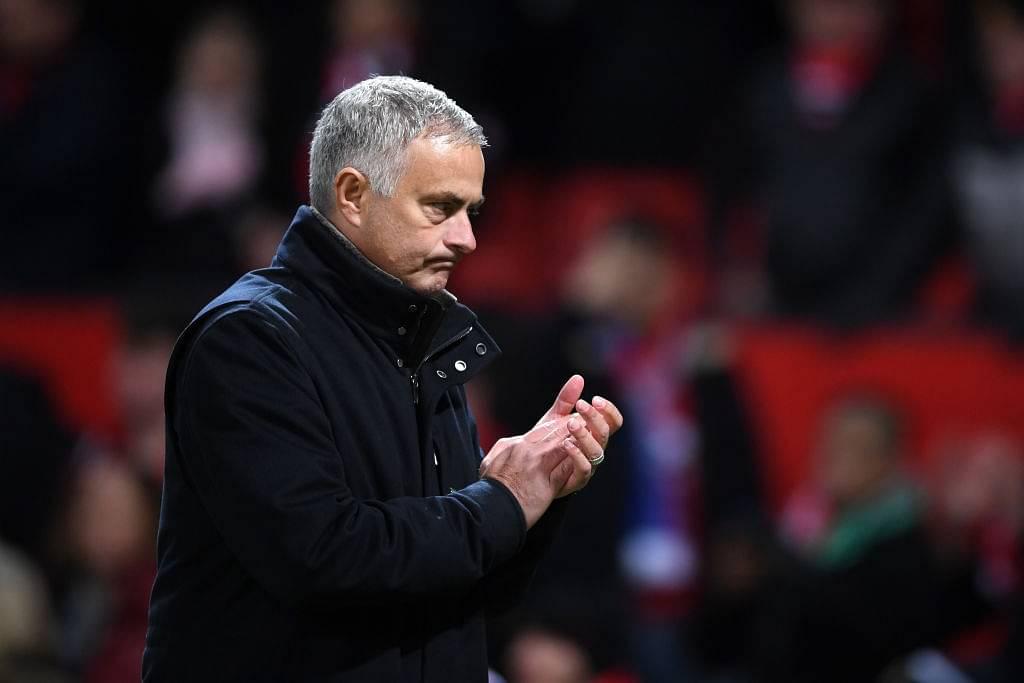 Mourinho on top-4 chances