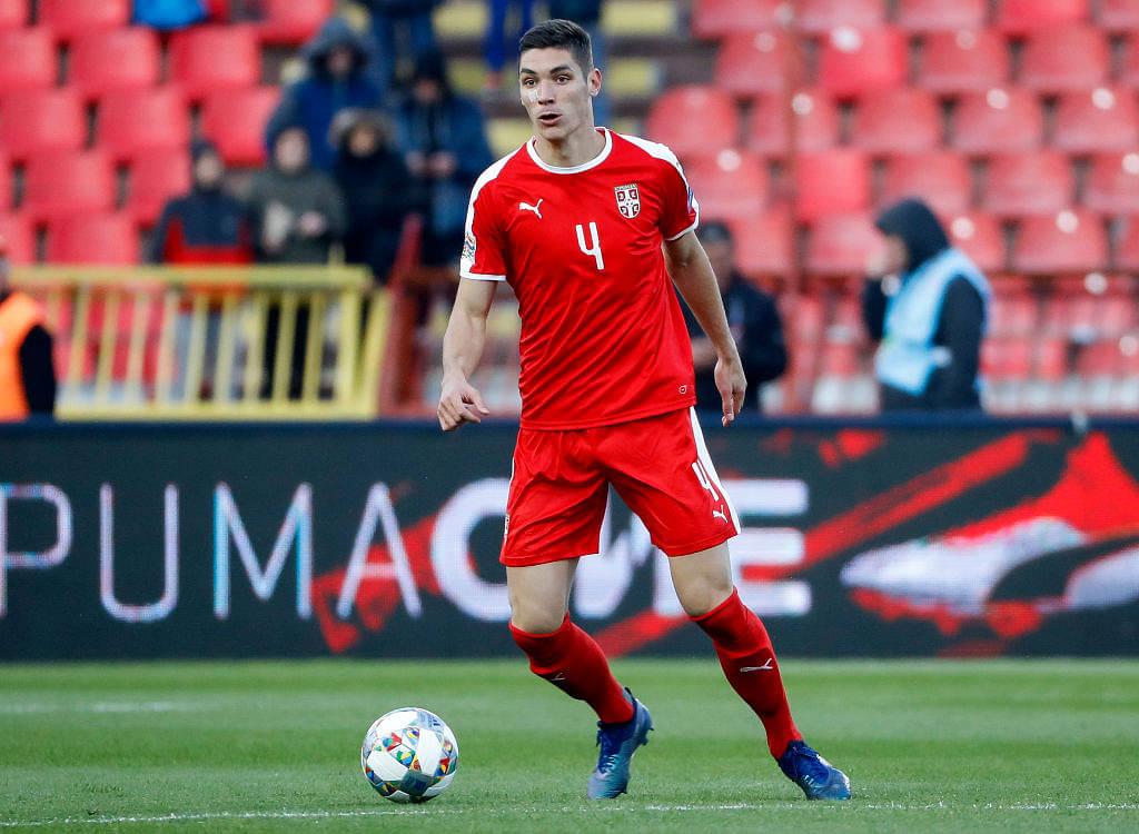 Nikola Milenkovic to United