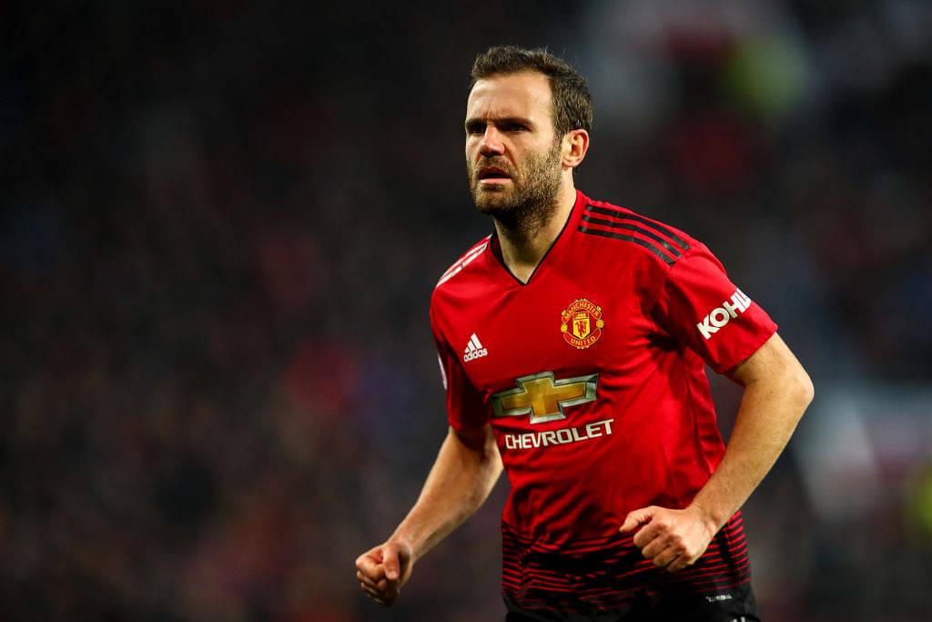 Juan Mata contract extension