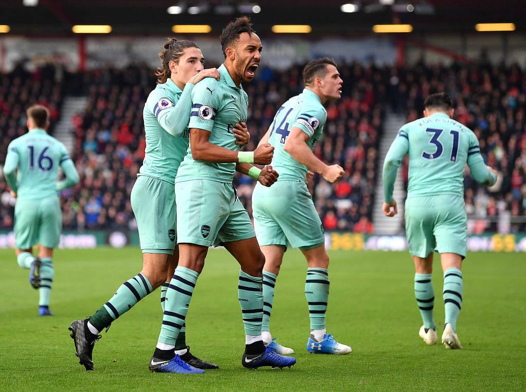 Bournemouth vs Arsenal highlights
