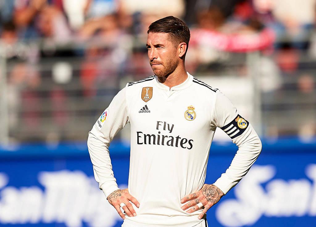Ramos responds to doping claims