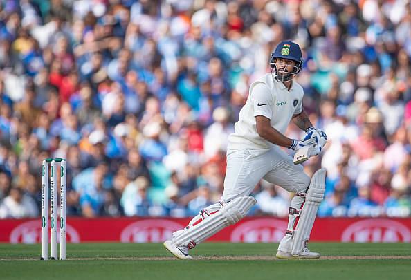 Hanuma Vihari on his batting order