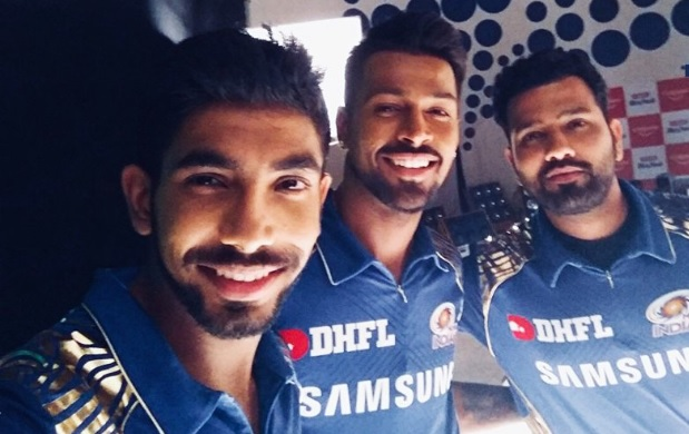 Mumbai Indians Retained Players