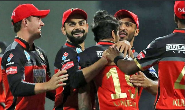 RCB releases 10 players ahead of IPL Auction