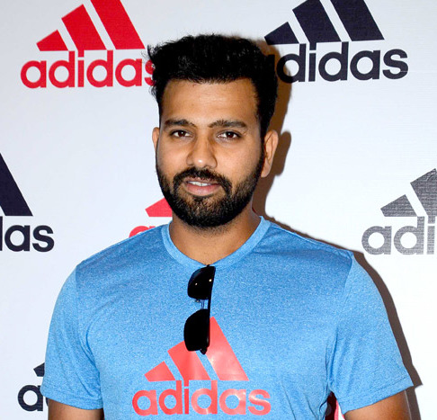 Rohit Sharma on MS Dhoni's absence