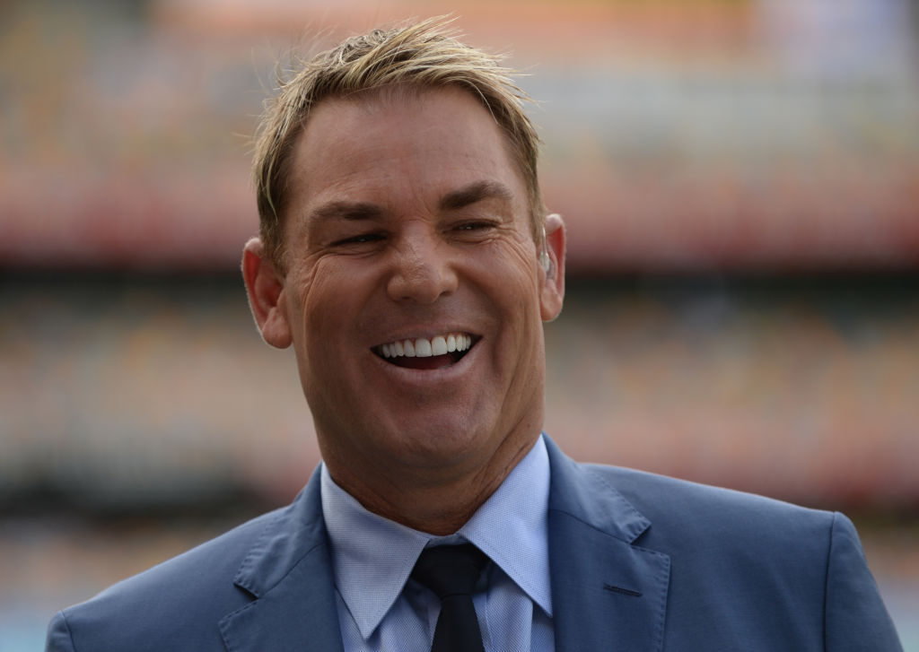 Shane Warne's Australian Playing XI for first Test