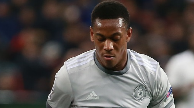 Anthony Martial after game vs Bournemouth