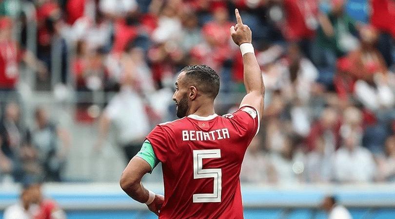 medhi Benatia to Manchester United
