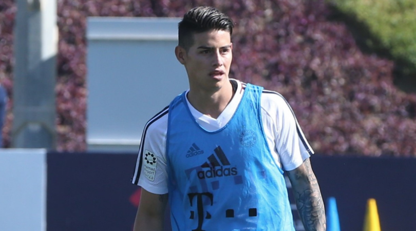 James Rodriguez to Real Madrid
