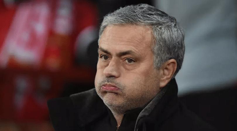 mourinho after game vs City