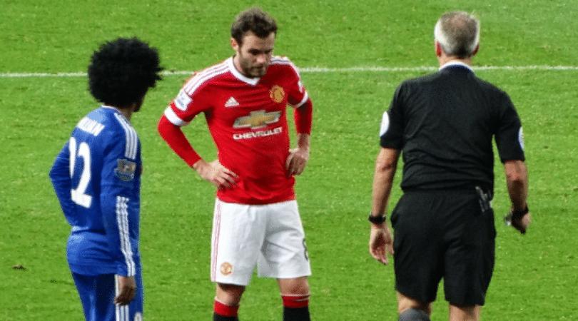 Juan Mata to Arsenal