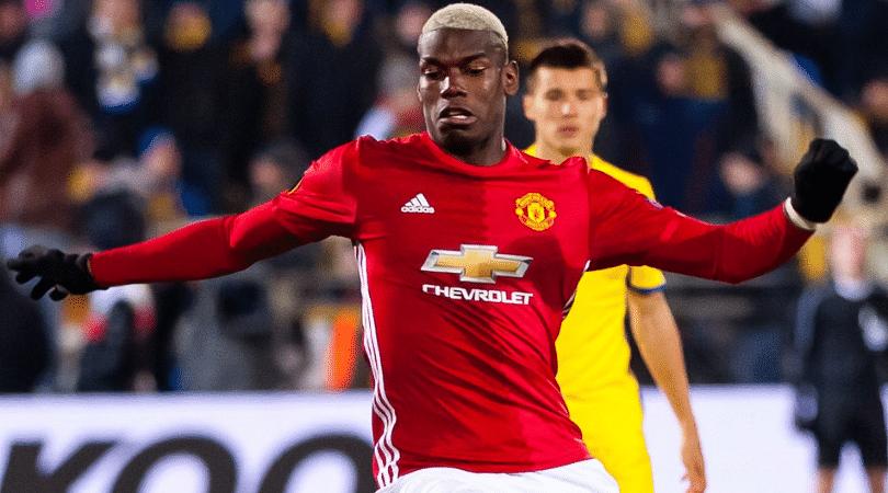 Paul Pogba injury news