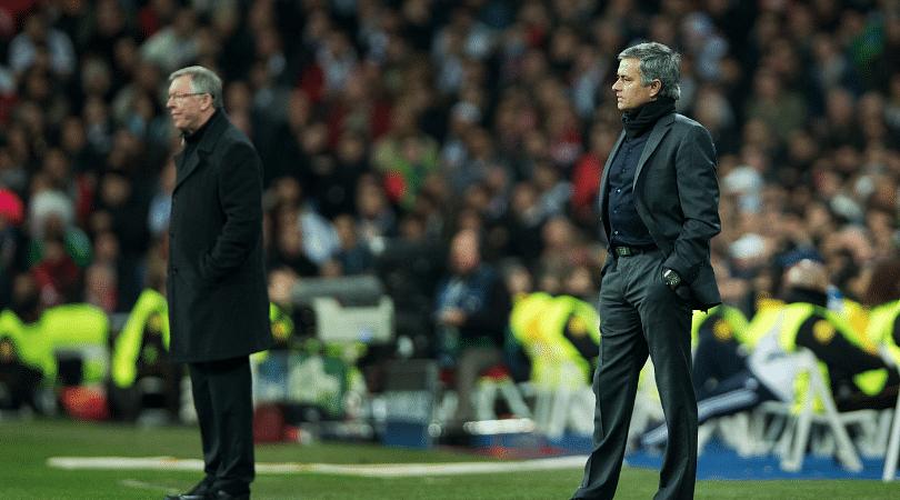 Sir Alex-Mourinho relationship